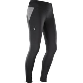 Salomon Agile Warm Running Pants Women black